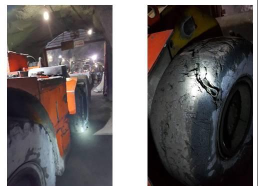 新材料、新感观——重型耐磨轮胎填充剂